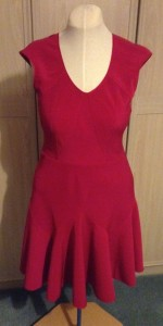 Red Hot Salsa Dress!
