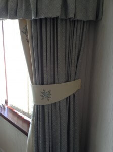professional curtain making