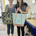 Well done girls on your sewing break!