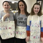 Join our sewing workshop in April