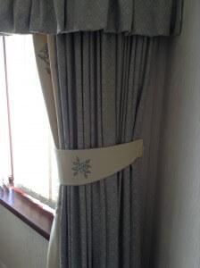 professional curtain making