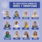 Tune in to GBSB and cheer Damien on!